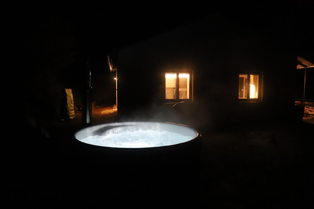 UrlaubsREICH Hot Tub